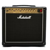 "Marshall DSL5CR Tube Guitar Combo Amplifier Amp 5W 2-Ch 1x10"" w/ Footswitch"