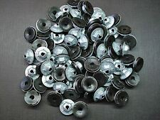 100 pcs 8-32 zinc plated nuts with mastic sealer for Chrysler Dodge Plymouth