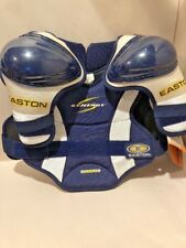 Easton Youth Hockey Synergy Shoulder Pads Youth Kids Large New!