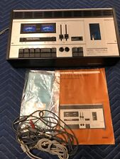 Tandberg Tcd 310 Mkii Cassette Deck - Excellent Physical Condition w/ oper ins