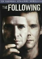 Following (The) - Stagione 02 (4 Dvd nuovo)