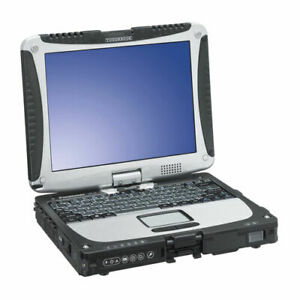 WORKING ROUGH TERRAIN RUGGED  PANASONIC LAPTOP AT LOW COST