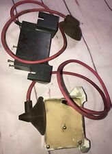 New listing Vintage Tv Parts Lot of two 532 & 537 Transformer Tripler Sold as Not working