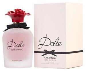 Dolce & Gabbana Dolce Rosa Excelsa For Women Eau de Parfum 2.5 oz ~ 75 ml Spray