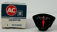 NOS Ammeter Battery Gauge 1967-1973 Chevrolet GMC Pickup Truck GM AC #6473036