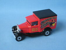 Matchbox MB-38 Ford Model A Van Chipperfield's Circus Truck Toy Model Car 75mm