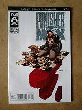 PUNISHER MAX #16 FIRST PRINT MARVEL COMICS (2011) MAX COMICS
