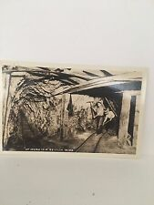 RPPC AT WORK IN NEVADA MINE NV EKC STAMP