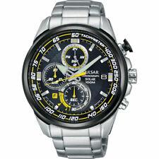 Pulsar Gents Accelerator Solar Powered Watch - PZ6003X1 NEW