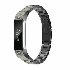 Fitbit Alta HR and Alta Bands Metal Greeninsync Fitbit Alta Stainless Steel B...
