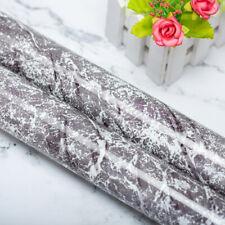 60*100cm Kitchen Marble Contact Paper Closet Self-Adhesive Peel & Stick Film NEW