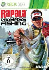 Rapala Pro Bass Fishing (Microsoft Xbox 360, 2010) article neuf