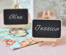 72 Chalkboard Easel Wedding Place Cards Bridal Shower Wedding Favors