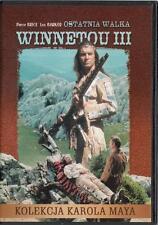 Winnetou III : Ostatnia Walka (DVD) Pierre Brice POLISH POLSKI