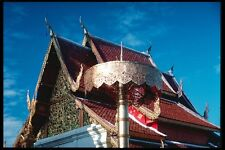 147068 Chiang Mai Wat Prathat Doi Suthep A4 Photo Print