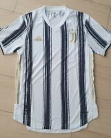 Juventus Player Issue Shirt 2020/21 Match Worn Issued Maglia size 4 5 Ronaldo
