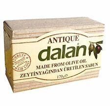 DALAN antico fatto a mano olio d'oliva soap 100% NATURALE - 6x170g