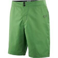 Green Cycling Shorts