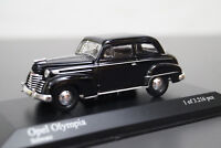 Minichamps Vauxhall OLYMPIA Black 1/43 Limited 1 Of 3216