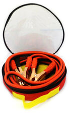 200 Amp Jumper Cables 10 Gauge, No Tangle, Battery Booster for Compact Vehicles