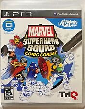 Marvel Super Hero Squad: Comic Combat (PlayStation 3) - Tested, plays perfectly!