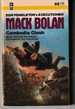 Executioner #65: Cambodia Clash - PB 1984 - Don Pendleton - Mack Bolan