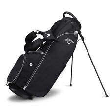 Callaway Hyper-Lite 2 Double Strap Golf Stand Bag - Black