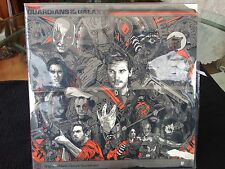 Tyler Stout Guardians of the Galaxy LP Vinyle Mondo 33T Gardiens de la Galaxie