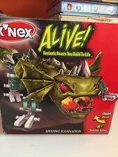 K Nex vivo escupir iguanadon Nuevo En Caja