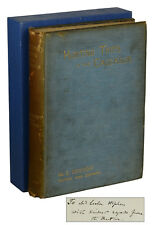 Hunting Trips in the Caucasus ELIM DEMIDOFF ~ SIGNED First Edition 1898  Demidov