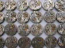 a lot of 30 Russian women's watch movements 20 mm steampunk art parts DIY