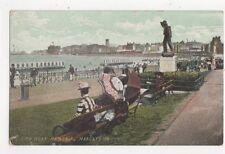 Life Boat Memorial Margate Vintage Postcard 377a