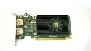 HP NVIDIA NVS 310 1GB Graphic Video Card PCIe Low Profile NVS3101GB