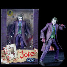 "NECA Joker Action Figure DC Film Batman Dark Knight 7"" PVC Collectible Model Toy"