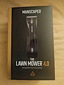Manscaped The Lawn Mower 4.0 Cordless Rechargeable Electric Shaver