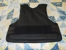 SafeGuard Bullet Proof Vest NIJ IIIA-Stab level 1-Front and Back Protection Lg.