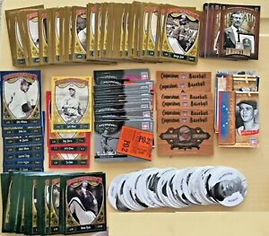 2013 Panini Cooperstown baseball cards - You Pick - FREE SHIP