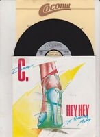 "7  "" C. Dorian Hey, Hey (Im Running Away)"
