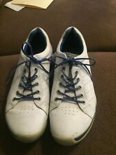 Ecco Biom Hydromax Yak Leather Golf Shoes EU 43 US Men's 9 - 9.5