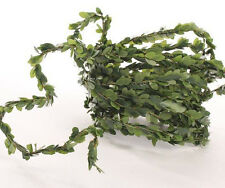 Dollhouse Miniature Boxwood Garland 15 feet long For Dollhouse Decorating