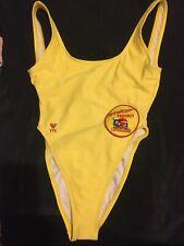 Baywatch Hawaii Screen Worn Yellow SwimSuit Tank By Brande Roderick Aka Leigh