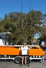 outrigger kit 4.5 meter carbon fiber poles