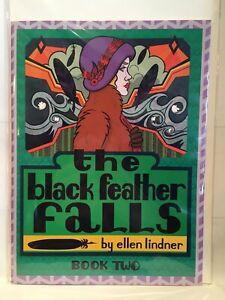 Black Feather Falls #2 VF/NM 1st Print Soaring Penguin Press