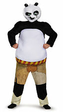 Kung Fu Panda-Po Deluxe Muscle Costume by Disguise Child Costume Size M