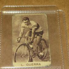 FIGURINA ANTEGUERRA  SPORT CICLISMO L.GUERRA
