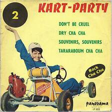 KART-PARTY N°2 - ROCK CHA CHA # GUY MARLY