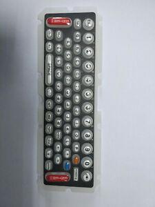Brand New Keypad for Zebra Psion Teklogix 8515 QWERT Silicone Keyboard