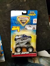 2009 Hot Wheels Monster Jam Deluxe Jumpers Bounty Hunter New In Package