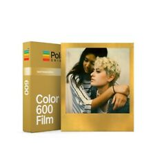 Polaroid 600 Color film with Gold Frame - Instant Film for Polaroid 600 Cameras