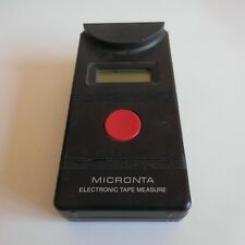 MICRONTA ELECTRONIC TAPE MEASURE TRADEMARKS TANDY CORPORATION N4899